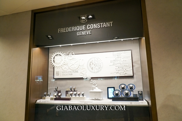 Baselworld 2018: Những chiếc đồng hồ ấn tượng của Frederique Constant