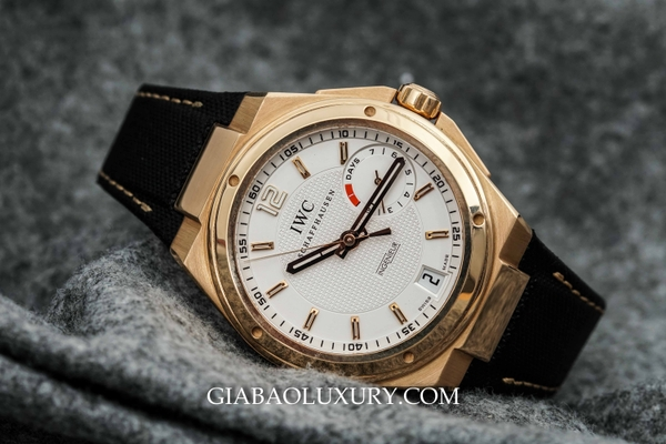 Review đồng hồ IWC Big Ingenieur Gold