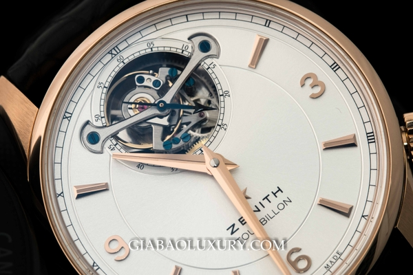 Review đồng hồ Zenith Elite Tourbillon 18.2192.4041-01.C498
