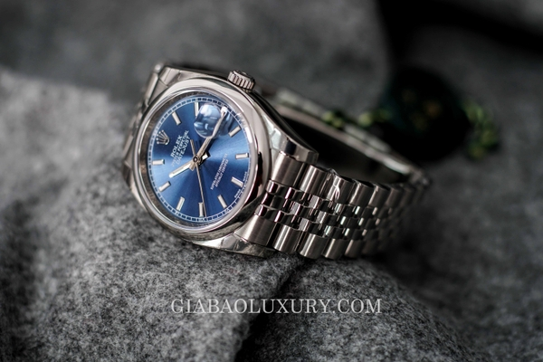 Review đồng hồ Rolex Oyster Perpetual Datejust 116200