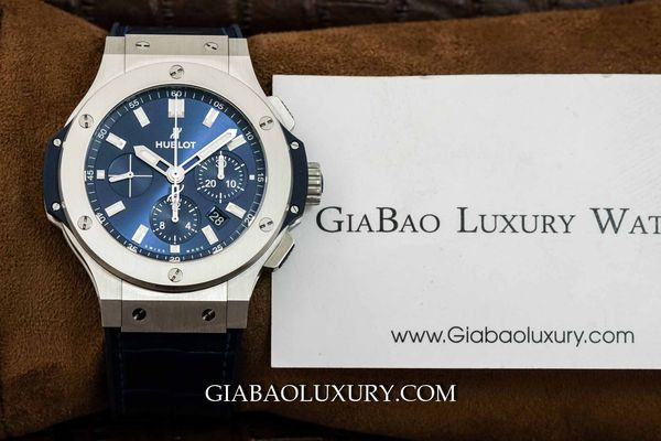 Review đồng hồ Hublot Big Bang Chronograph