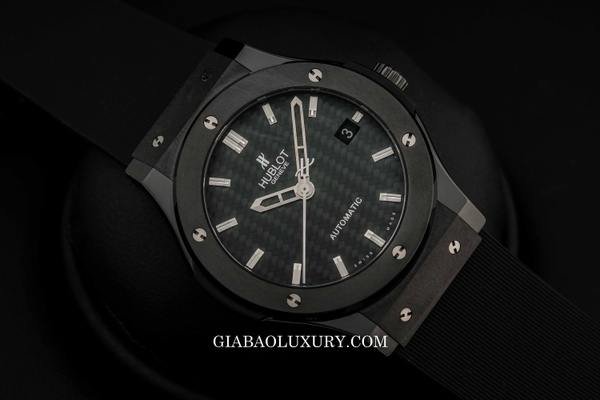 Review đồng hồ Hublot Classic Fusion Black Magic 511CM1770RX