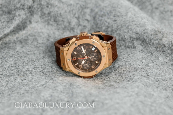 Review đồng hồ Hublot Big Bang Cappuccino