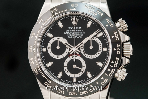 Review đồng hồ Rolex Cosmograph Daytona 116500LN