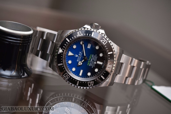 Baselworld 2018: Đồng hồ Rolex Oyster Perpetual Deepsea 126660