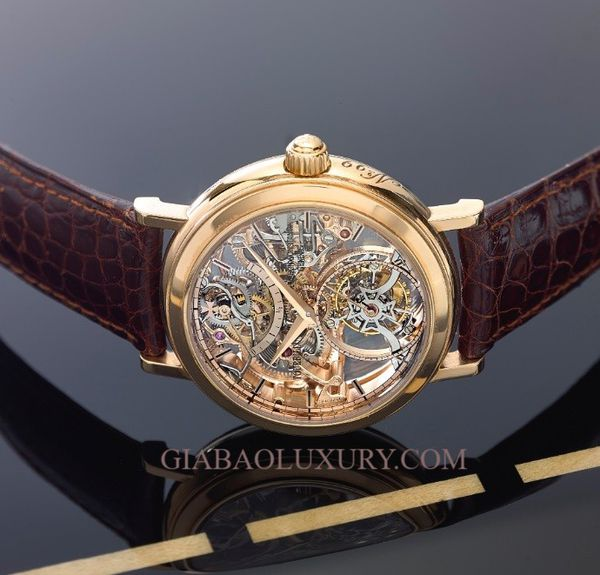 Đồng hồ Vacheron Constantin Patrimony Tourbillon Less Complications 30051 Limited Edition