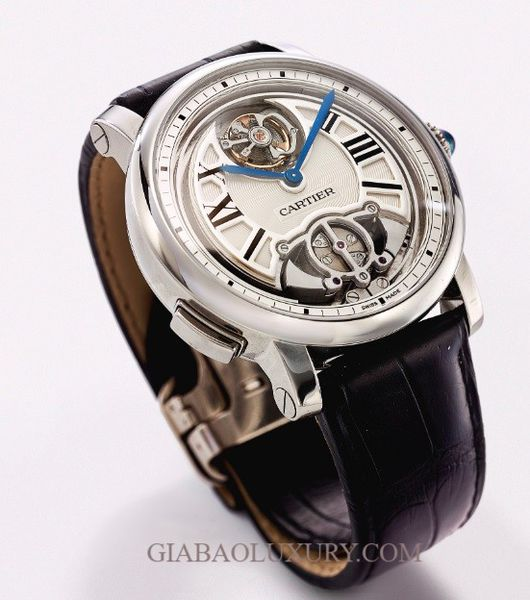 Đồng hồ Cartier Rotonde Repeating Flying Tourbillon Limited Edition Ref W1556209