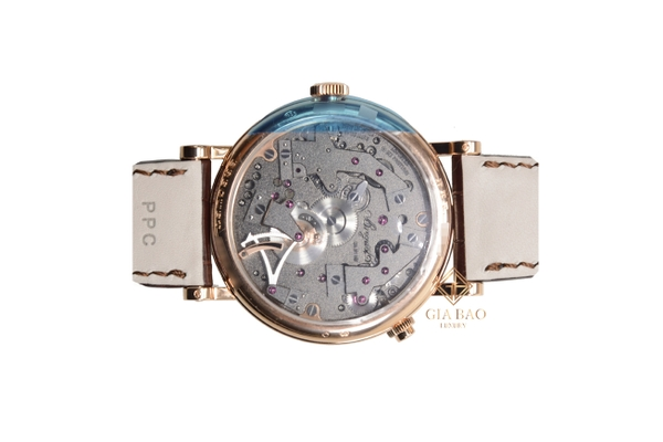 Đồng Hồ Breguet Tradition GMT Wind 40mm Watch 7067BR/G1/9W6