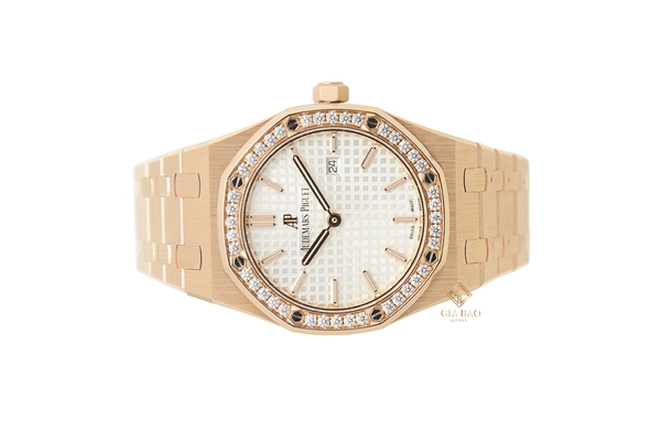 Đồng Hồ Audemars Piguet Royal Oak Quartz 67651OR.ZZ.1261OR.01
