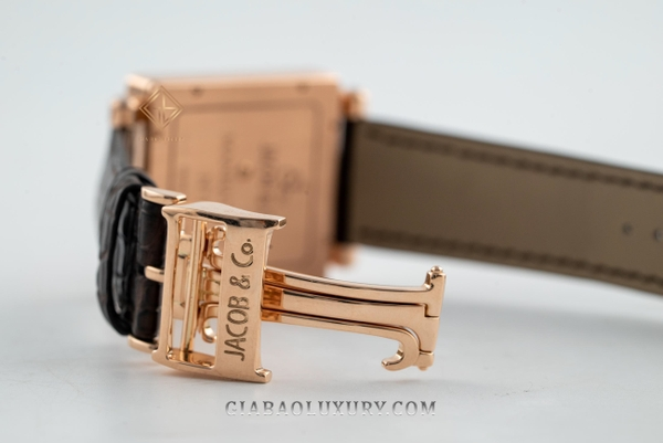 Đồng hồ Jacob & Co The Manhattan Rosegold