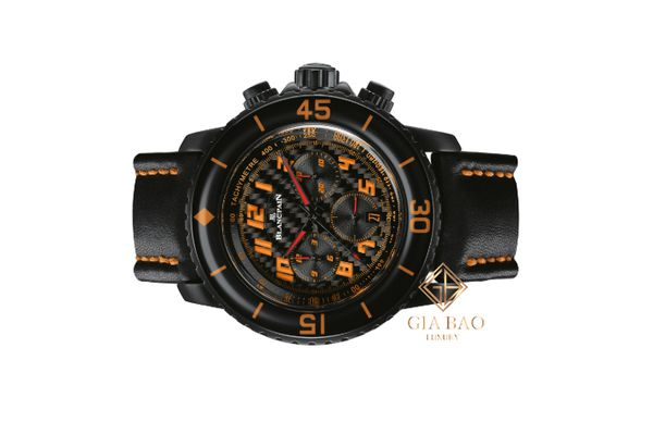 Đồng Hồ Blancpain Fifty Fathoms Flyback Chronograph Speed Command Orange 5785F-11D03-63A