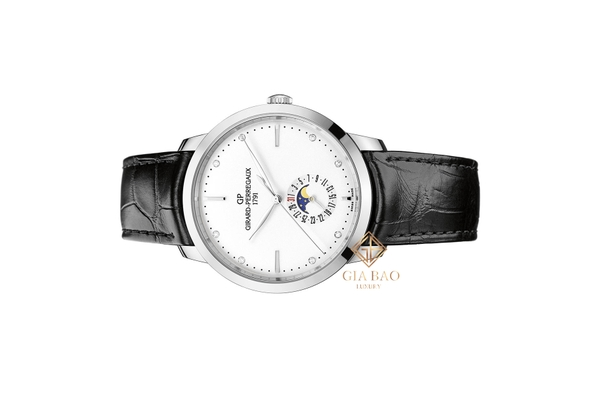 Đồng Hồ Girard Perregaux Moon Phases 40mm 49545-11-1A1-BB60
