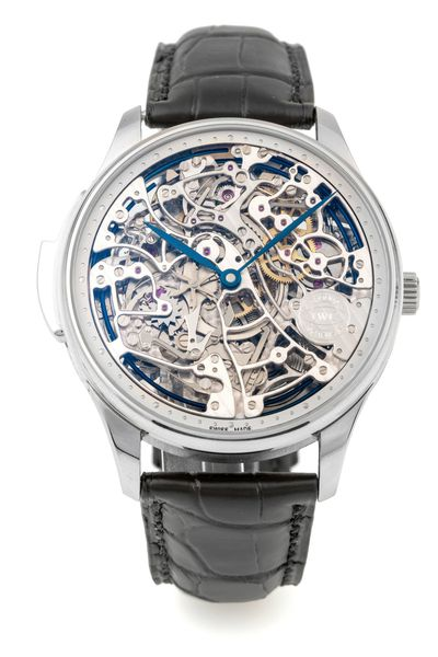 Đồng hồ IWC Portuguese Skeleton Minute Repeater 5241