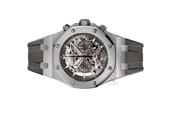 Đồng Hồ Audemars Piguet Royal Oak Tourbillon 26347TI.GG.D004CA.01