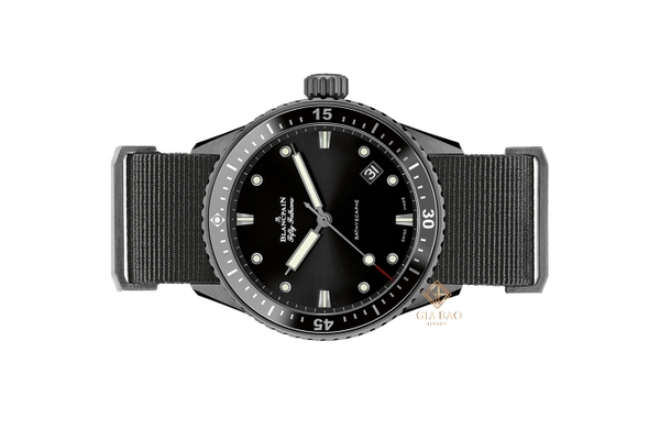 Đồng Hồ Blancpain Fifty Fathoms 5000-0130-NABA