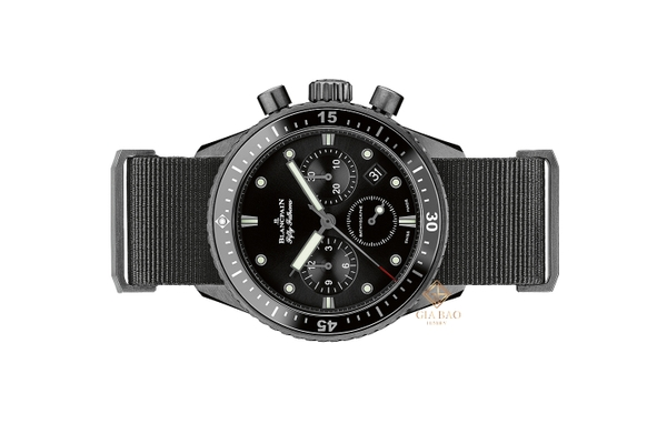 Đồng Hồ Blancpain Fifty Fathoms Bathyscaphe 5200-0130-NABA
