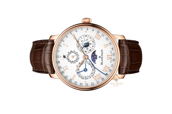 Đồng Hồ Blancpain Villeret Traditional Chinese Calendar 00888-3631-55B