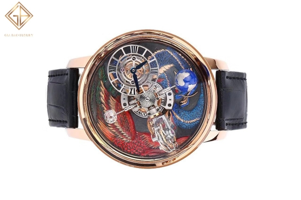 Jacob & Co Astronomia Phoenix & Dragon Độc Bản
