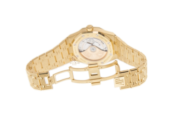 Đồng Hồ Audemars Piguet Royal Oak Frosted-Gold 15454BA.GG.1259BA.02