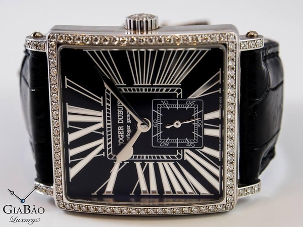 Đồng Hồ Roger Dubuis Golden Square Limited Edition 28