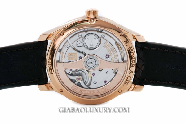 Đồng Hồ H. Moser & Cie Endeavour Centre Seconds Automatic 1200-0401