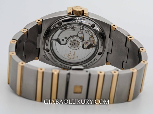 Đồng Hồ Omega Constellation Double Eagle Chronometer 1203.30.00