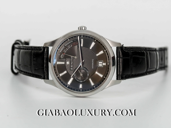 Đồng Hồ Zenith Elite Captain Power Reserve Black Dial Automatic