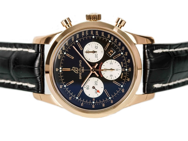 Đồng Hồ Breitling Transocean Chronograph RB015212/BF15/438X