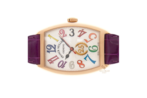 Đồng Hồ Franck Muller Geneve 2850 SC AT FO COL DRM 25TH LTD (5N)