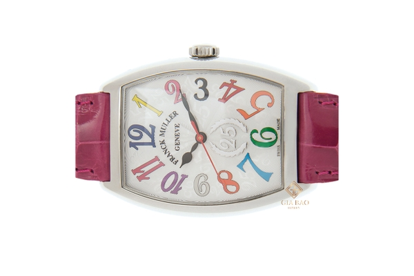 Đồng Hồ Franck Muller Geneve 2850 SC AT FO COL DRM 25TH LTD (AC)