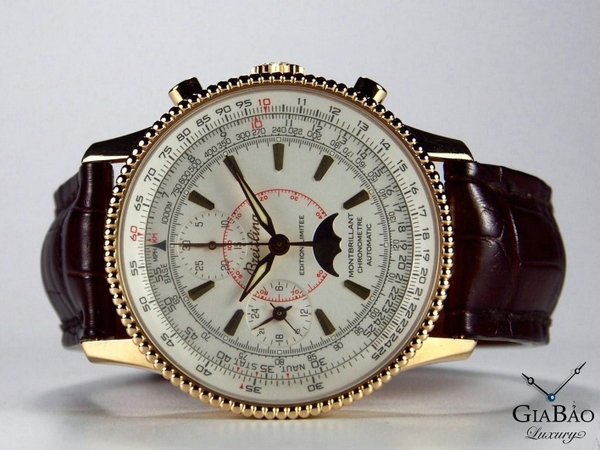 Đồng Hồ Breitling Montbrillant Moon Phase 21340