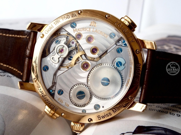 Đồng Hồ Maurice Lacroix Masterpiece Double Retrograde MP7018-PG101-930