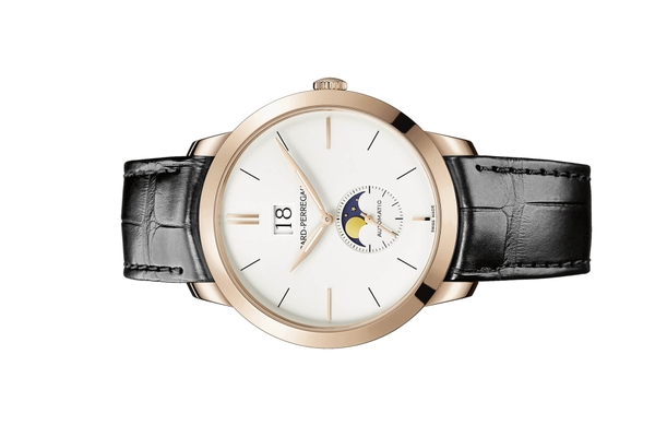 Đồng Hồ Girard Perregaux 1966 Large Date and Moon Phases 49546-52-131-BB60