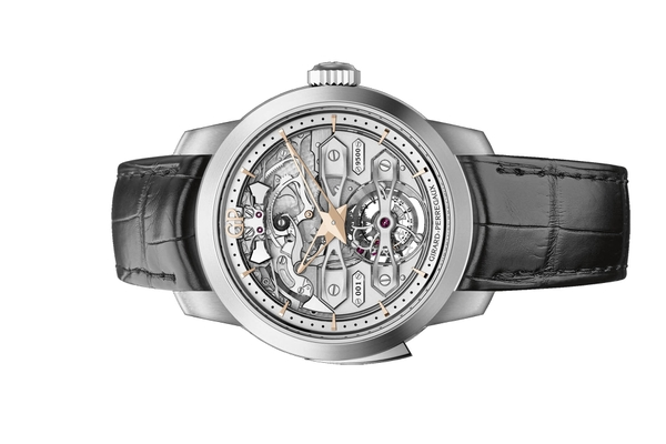 Đồng Hồ Girard Perregaux Bridges Minute Repeater Tourbillon 99820-21-001-BA6A