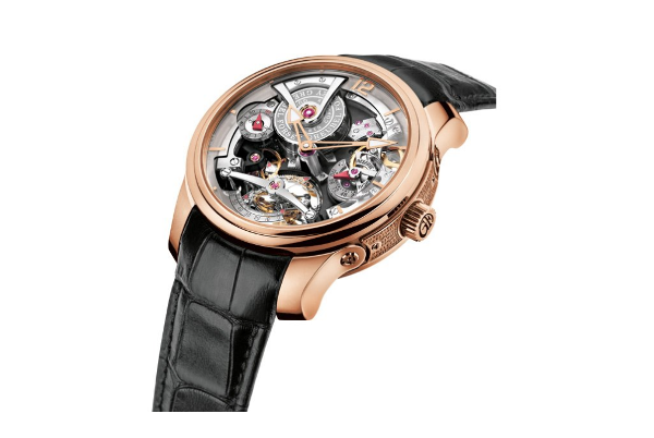 Đồng Hồ Greubel Forsey Double Tourbillon 30° Technique
