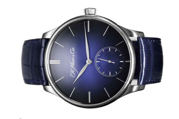 đồng hồ H. Moser & Cie Venturer Small Seconds XL 2327-0206
