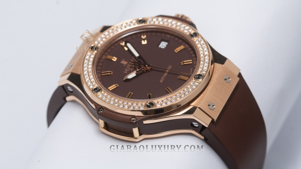 Đồng Hồ Hublot Big Bang Capuchino King Gold 38mm Automatic