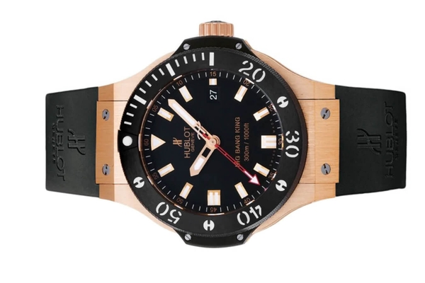Đồng Hồ Hublot Big Bang Chronograph  44mm 312.pm.1128.rx