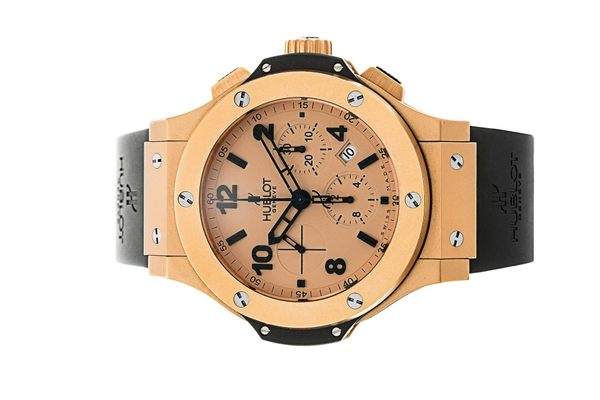 Đồng Hồ Hublot Big Bang MATT King Gold Chronograph  44mm 301.PI.500.RX