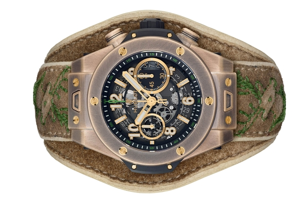 Đồng Hồ Hublot Big Bang Unico Bavaria 45mm 411.BZ.1149.VR.MDL17