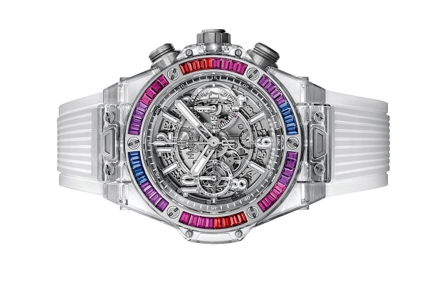 Đồng Hồ Hublot Big Bang Unico Sapphire Galaxy 45mm 411.jx.4803.rt.4098