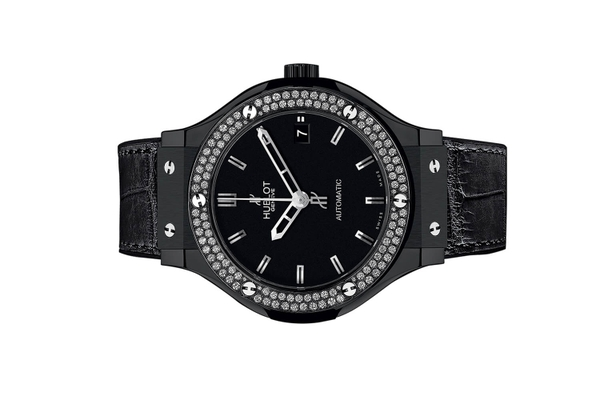 Đồng Hồ Hublot Classic Fusion Black Magic Diamonds 38mm 565.cm.1170.lr.1104