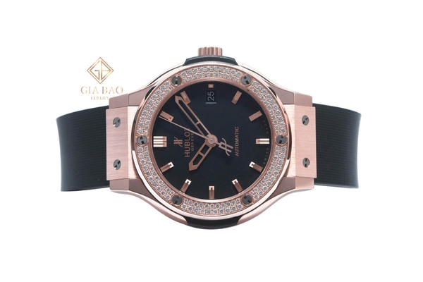 Đồng Hồ Hublot Classic Fusion King Gold 38mm 565.OX.1180.RX.1104