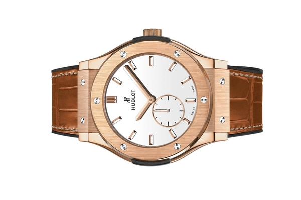 Đồng Hồ Hublot Classic Fusion King Gold  45mm 515.ox.2210.lr