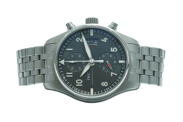 Đồng Hồ IWC Pilot Chronograph Spitfire IW3878-04