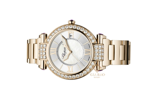 Đồng Hồ Chopard Imperiale Mother Of Pearl Diamond 384241-5004