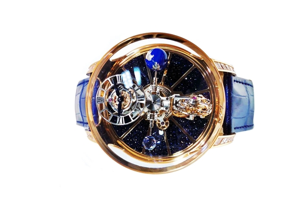 Đồng Hồ Jacob & Co Astronomia Triple Axis Tourbillon Unique Piece Độc Bản
