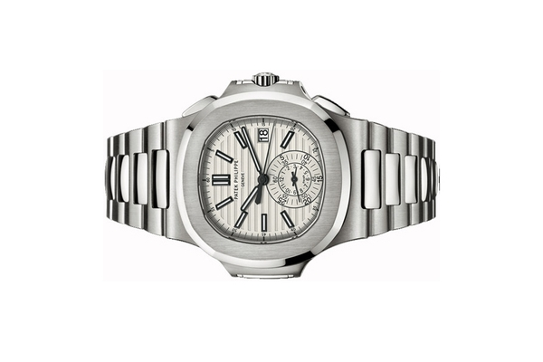 Đồng Hồ Patek Philippe Nautilus Chronograph Silver 5980/1A-019( Like New)