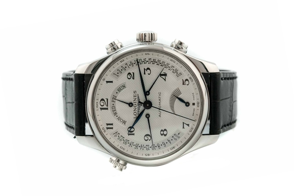 Đồng Hồ Longines Master Collection Retrograde Power Reserve L2.715.4.71.3