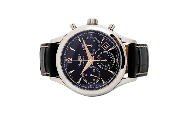 Đồng Hồ Longines Heritage Chronograph L2.750.4.56.0